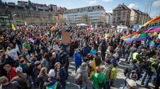 Nuevas protestas en Alemania contra las restricciones por la tercera ola