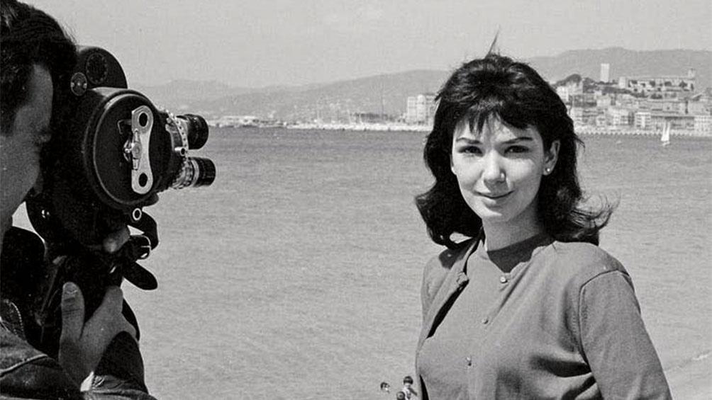 Graciela Borges hablará sobre su vida y sus películas en 40 breves podcasts.
