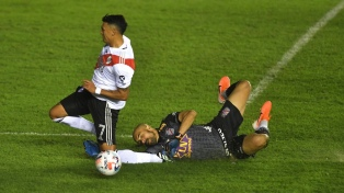 River careció de ideas y no pudo con Arsenal