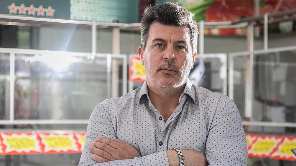 Leonardo Rafeel es el titular de la Cámara Argentina de Matarifes y Abastecedores (Camya).