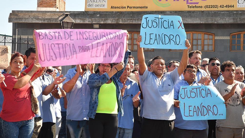 """La viuda del colectivero, Jésica, dijo que espera una """"condena ejemplar"""" para el asesino"""