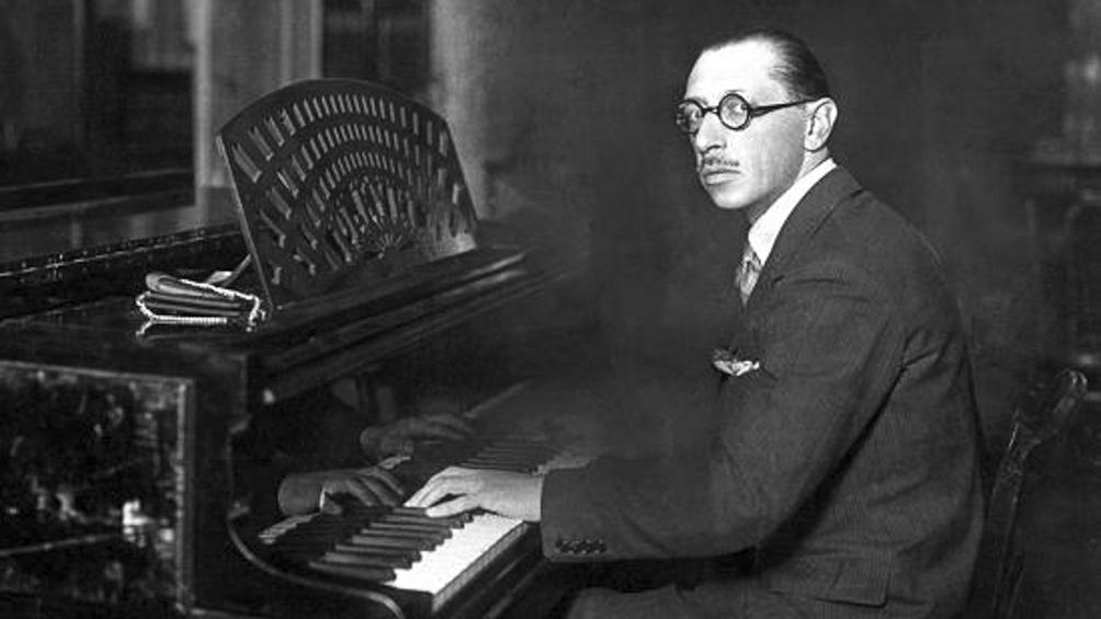 La primera visita de Stravinsky a la Argentina en 1936 causó sensación.