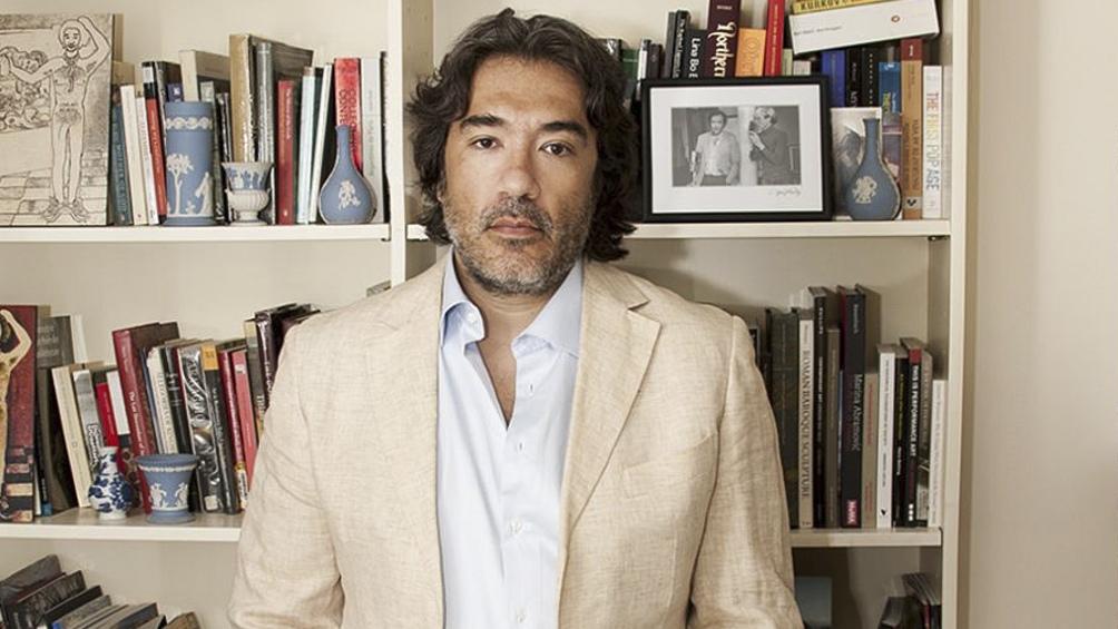 Rodrigo Cañete vive en Londres desde hace 20 años.