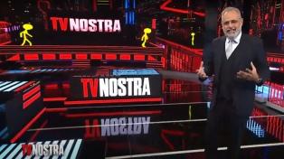"""A menos de dos meses de su inicio, Jorge Rial anunció el final de """"TV Nostra"""""""