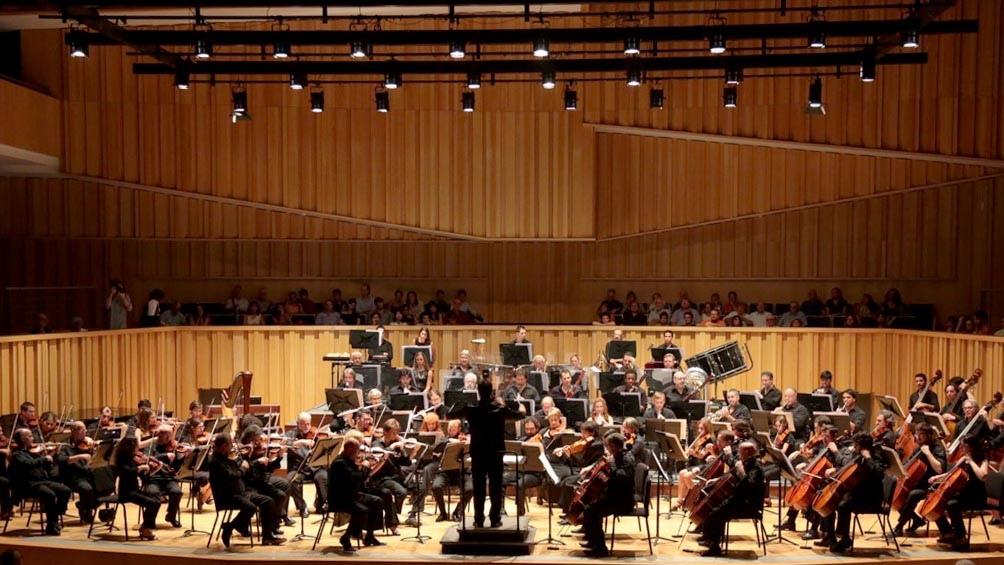 Los conciertos también podrán verse por streaming en vivo.