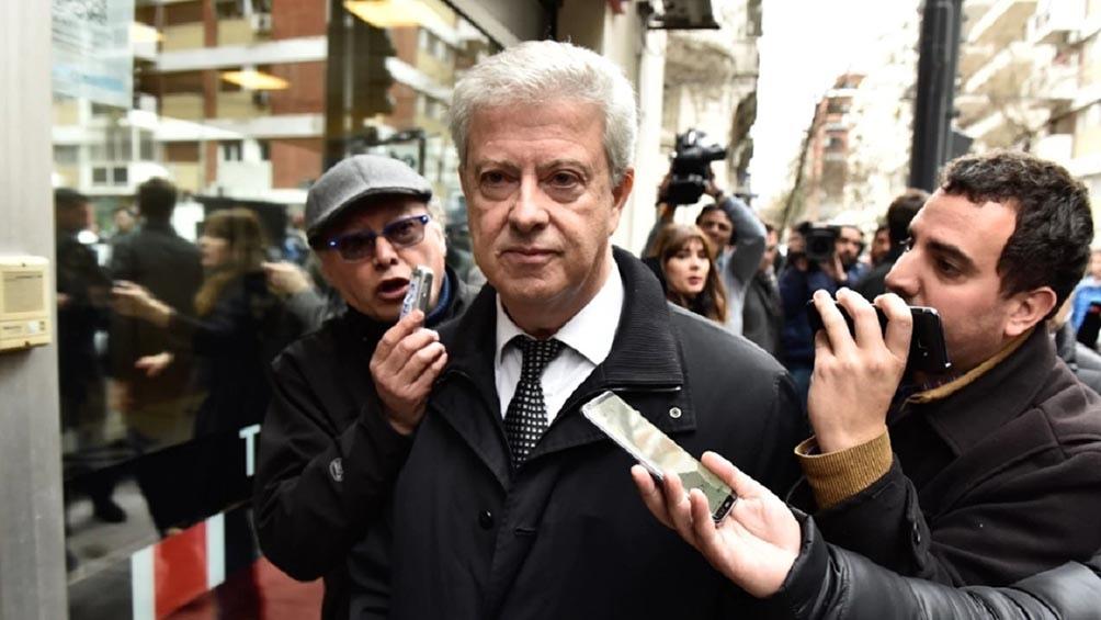 """Beraldi aseguró que """"los jueces son intachables""""."""