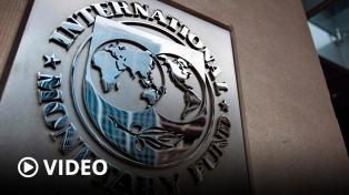 Para el FMI, la economía argentina crecerá 5,8% en 2021