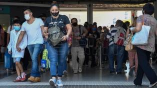 Buenos Aires inició controles al transporte en puntos donde confluyen trenes y colectivos