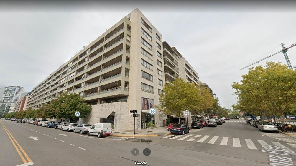 Una niña de seis años cayó desde el balcón de un quinto piso en Puerto Madero
