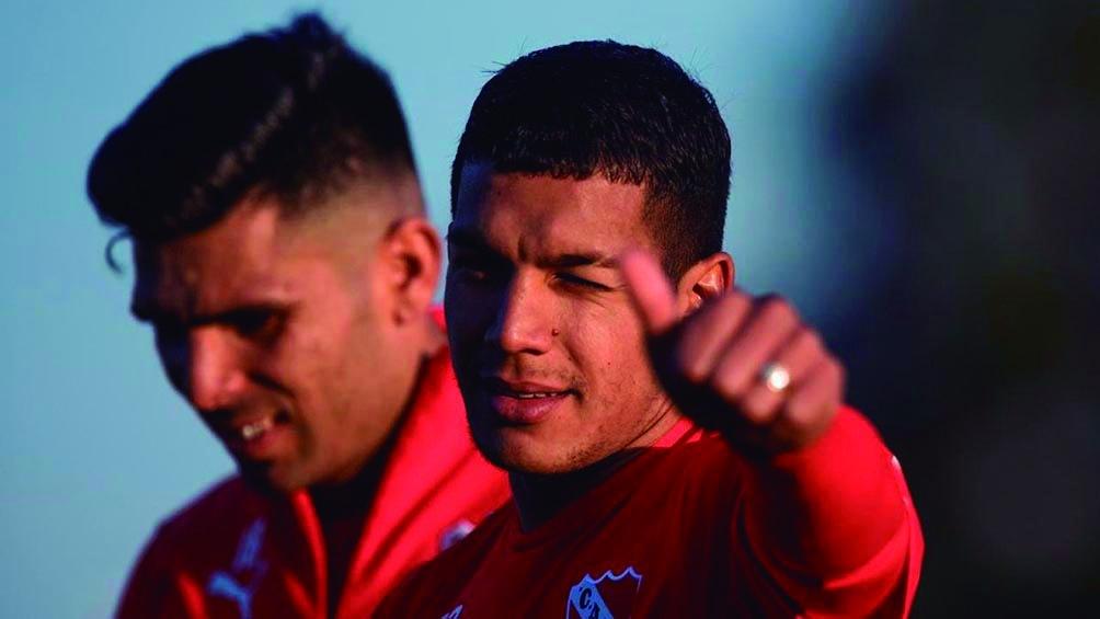 Con Lucas Romero son 9 los contagiados en el plantel de Independiente.