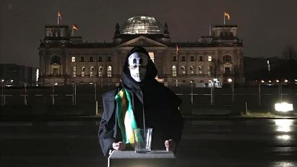 Puetter es oriundo de Río de Janeiro y residente en Berlín