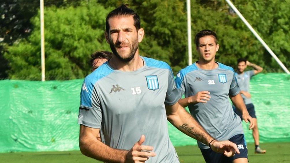 Nacho Piatti viene de ser titular ante River y Godoy Cruz.