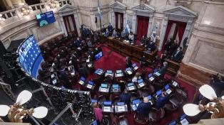 Senado: bloques legislativos donarán los aumentos de dietas a entidades de bien público