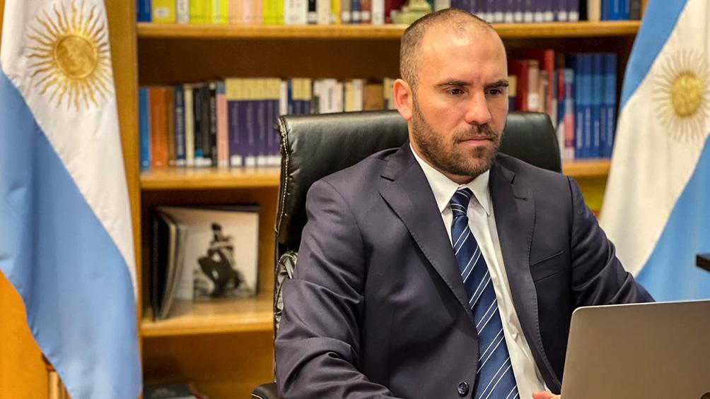 Positivo saldo de la gira de Guzmán para conseguir aval a las negociaciones con el FMI y el Club de París