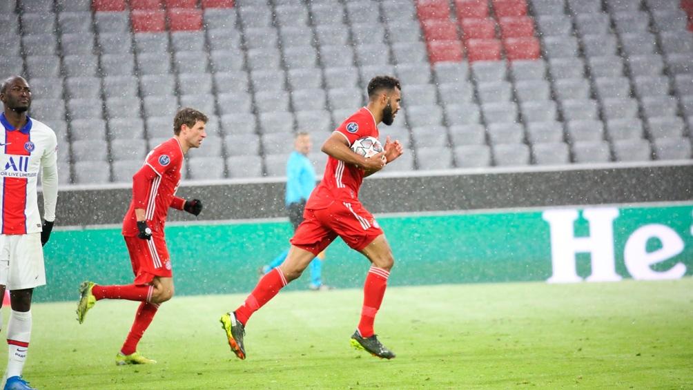 Eric Choupo-Moting anotó el descuento para el Munich (Foto: @FCBayernES)