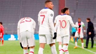 PSG, con dos goles de Mbappé, venció al Bayern