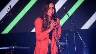 """Rocío Cravero presenta su primer disco de estudio, """"Epílogo"""", en The Roxy"""