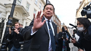El Reino Unido condenó a la junta militar de Myanmar por tomar la embajada en Londres