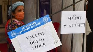 India pasó ser el segundo país con mayor número de infecciones por coronavirus