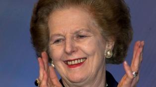 Margaret Thatcher, símbolo de la revolución conservadora británica