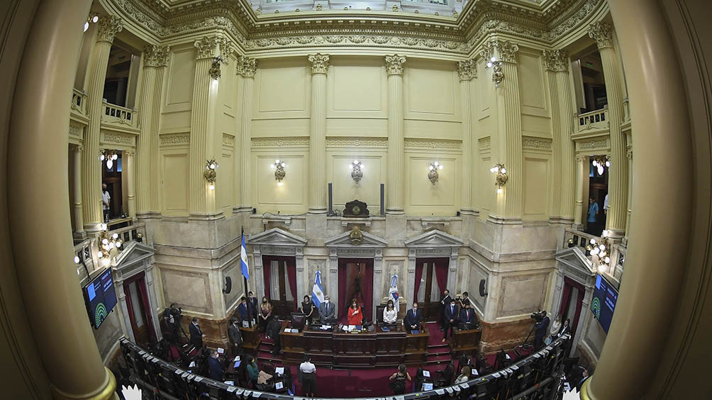 El Senado convirtió en ley la reforma del Impuesto a las Ganancias