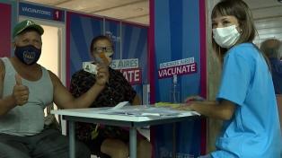 """Ceriani destacó que se está llegando al primer """"hito"""" de vacunación"""