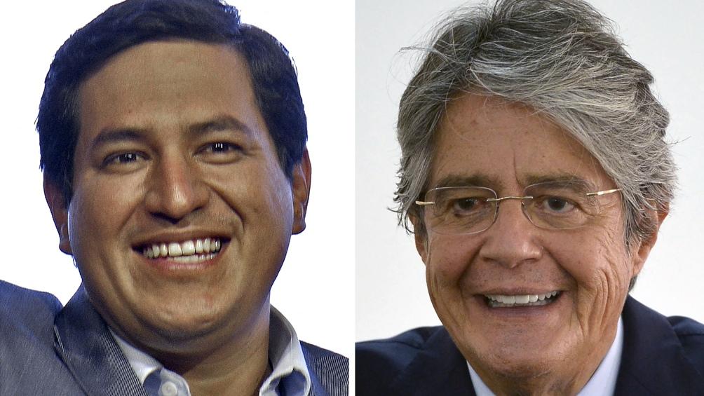Hay fuerte paridad en los bocas de urnas del balotaje ecuatoriano