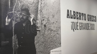 Un artista irreverente y provocador: la primera retrospectiva de Alberto Greco en Argentina