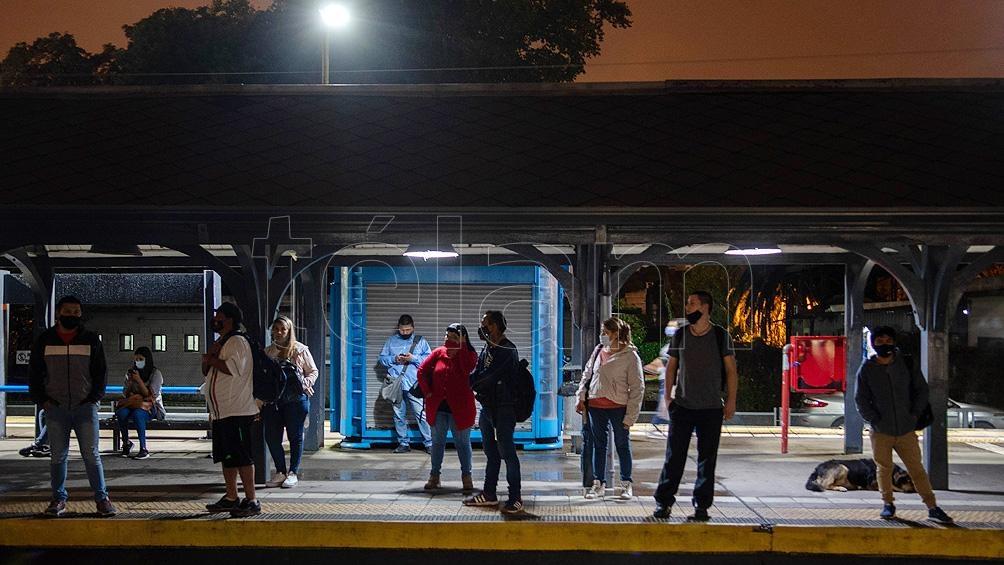 El Gobierno de la provincia de Buenos Aires comenzó a realizar controles en el transporte público.