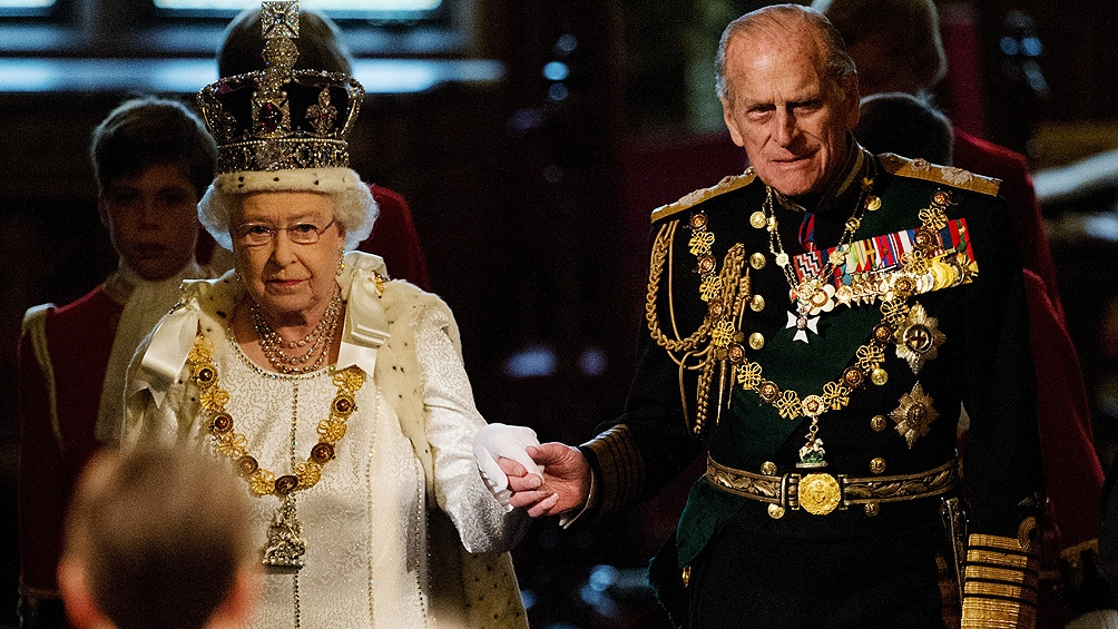 La salud del príncipe Felipe se había deteriorado lentamente en los últimos dos meses.