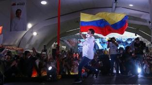 Andrés Arauz, la cara joven que involucra al correísmo en las demandas del siglo XXI