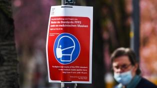 La experiencia alemana: una ley permite endurecer restricciones por una tasa de incidencia