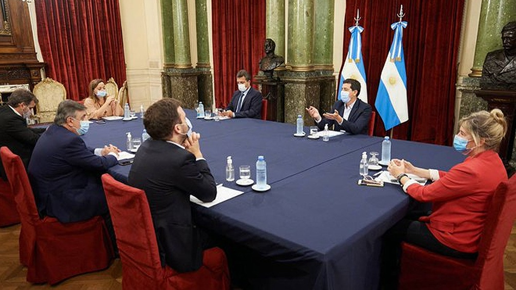 """""""Wado"""" De Pedro irá a Diputados para analizar la postergación de las elecciones"""