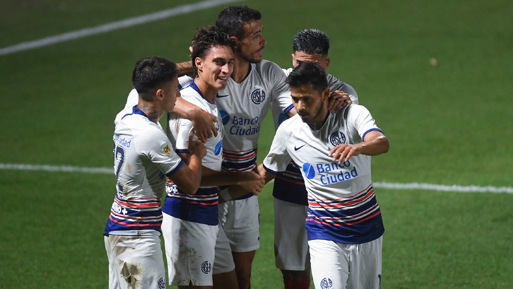 San Lorenzo en alza recibe a Argentinos Juniors