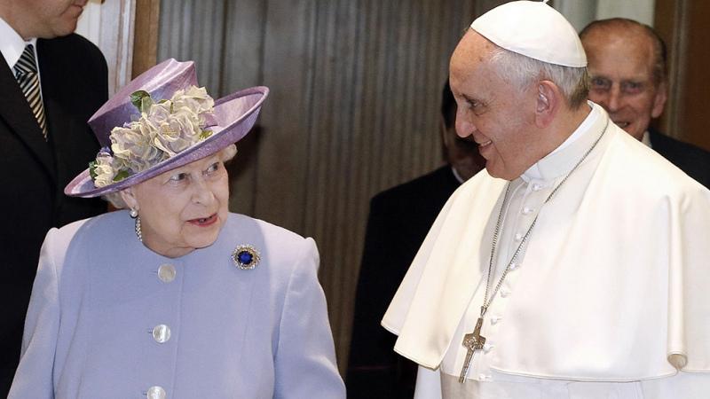 """Francisco resaltó el """"compromiso por la educación"""" del príncipe Felipe"""