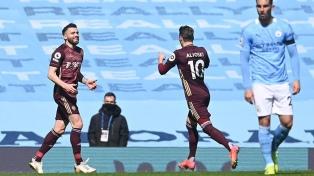 """El Leeds de Bielsa fue efectivo y consiguió una gran victoria ante el """"City"""""""