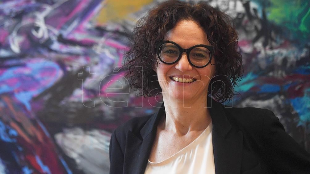 Todesca Bocco en diálogo con Télam