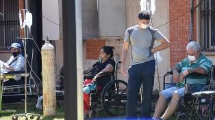 Paraguay registró récord de muertes por coronavirus en un día