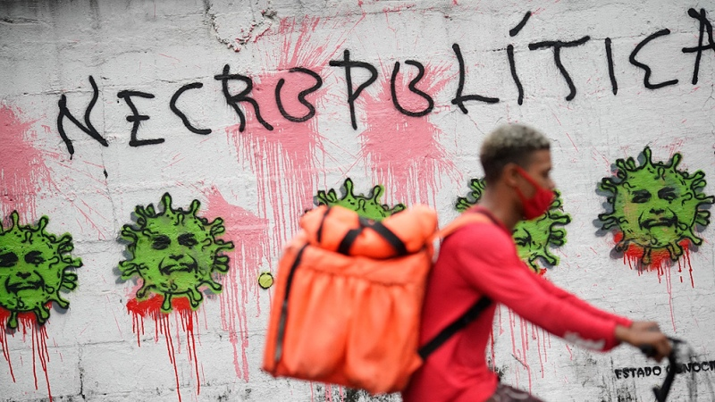 """""""En Brasil hay un genocidio en curso"""""""