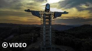 Brasil tendrá un nuevo Cristo gigante