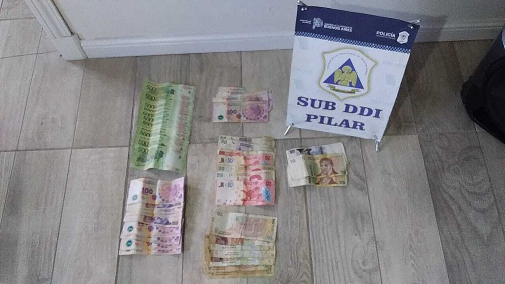 Los detectives de la policía bonaerense siguieron una pista hasta Tandil. (Foto: fuentes de la investigación)