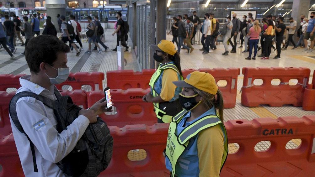 """En la reunión se coincidió en la necesidad de """"un mayor control en los ingresos a las estaciones terminales y en los centros de transbordo"""""""