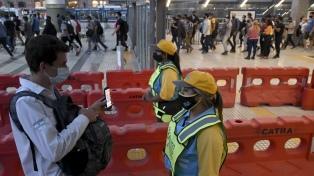 Nación y Ciudad acordaron más controles y analizan restringir accesos