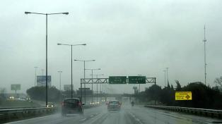 Alerta amarilla por fuertes tormentas en cuatro provincias