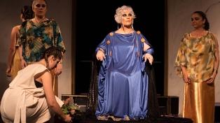 """La ópera vuelve a los escenarios porteños con una nueva versión de """"Dido y Eneas"""""""
