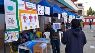Los bolivianos eligieron en segunda vuelta a los gobernadores de cuatro departamentos