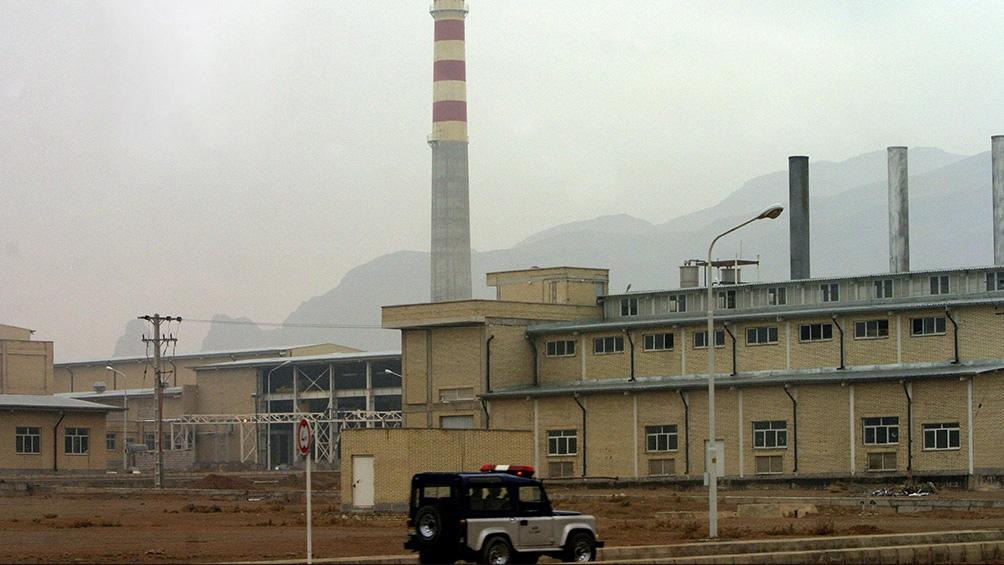 Irán confirmó que enriqueció el uranio al 60%, en medio de las negociaciones