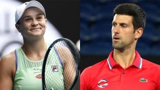Existen claras diferencias en cómo se representa a los tenistas según el género