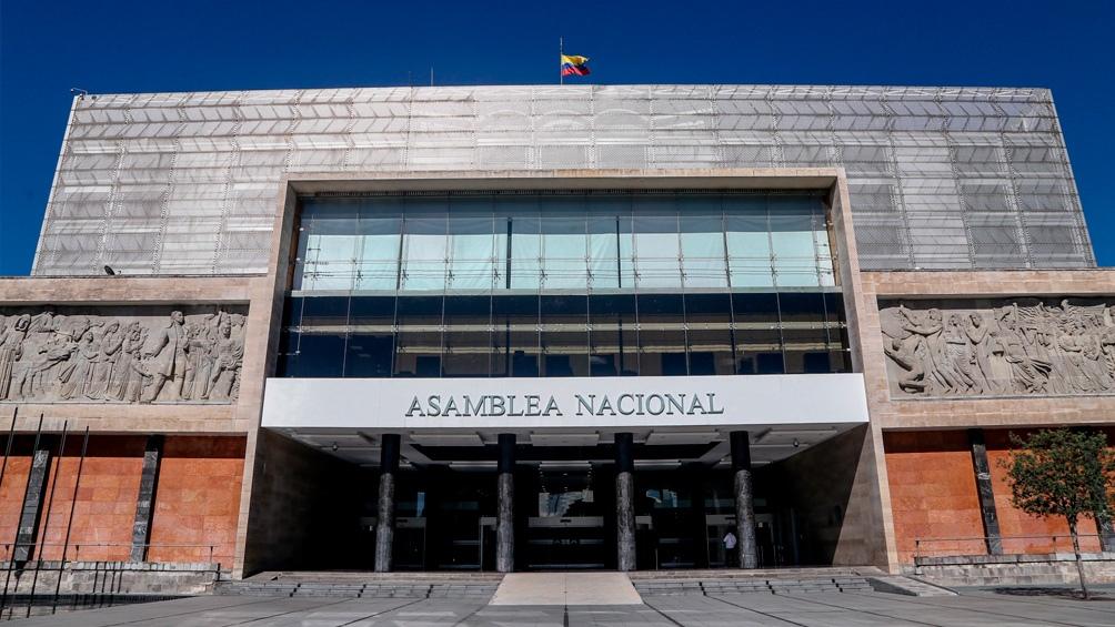 Los nuevos integrantes de la Asamblea Nacional de Ecuador asumieron sus cargos