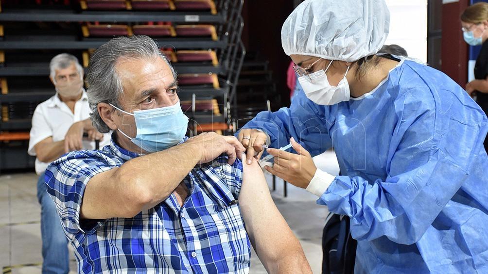 Las vacunas se aplicarán a personas que ya recibieron la primera de las dosis de Sinopharm.